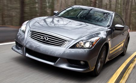 2011 Infiniti Ipl G Coupe Test Ndash Review Ndash Car And Driver