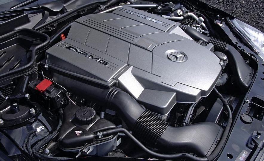 2012 Mercedes-Benz SLK55 / SLK63 AMG (spy photo) - Slide 65