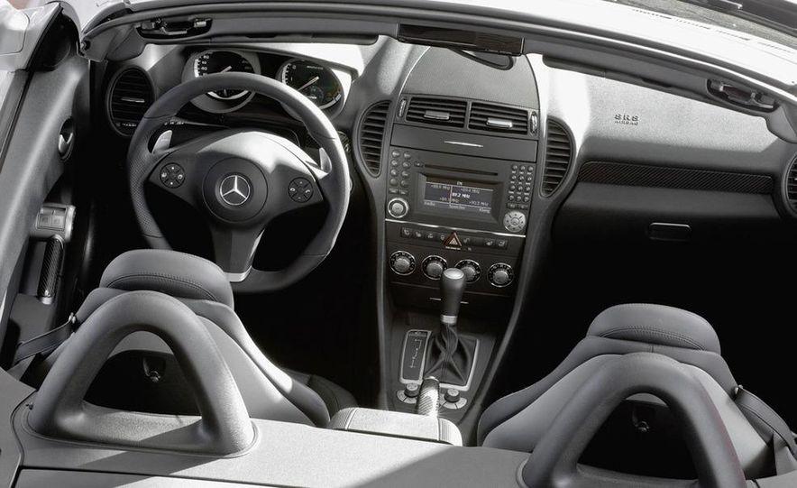 2012 Mercedes-Benz SLK55 / SLK63 AMG (spy photo) - Slide 61