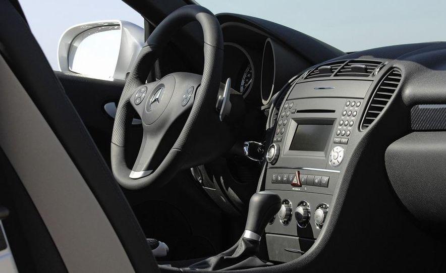 2012 Mercedes-Benz SLK55 / SLK63 AMG (spy photo) - Slide 63