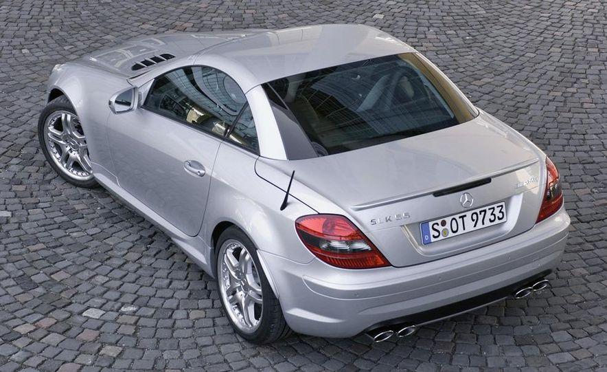 2012 Mercedes-Benz SLK55 / SLK63 AMG (spy photo) - Slide 53