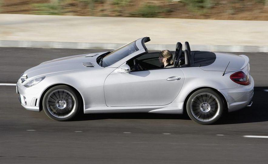 2012 Mercedes-Benz SLK55 / SLK63 AMG (spy photo) - Slide 43