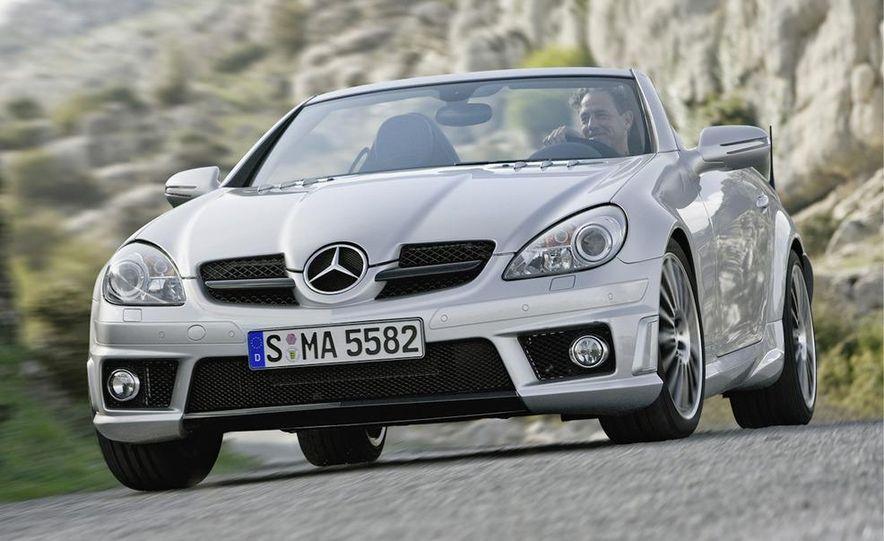 2012 Mercedes-Benz SLK55 / SLK63 AMG (spy photo) - Slide 44