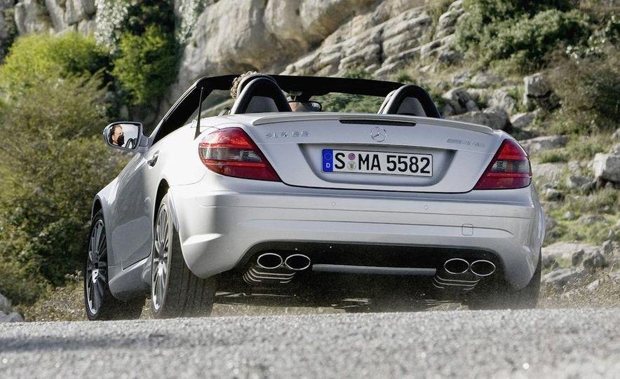2012 Mercedes-Benz SLK55 / SLK63 AMG (spy photo) - Slide 45