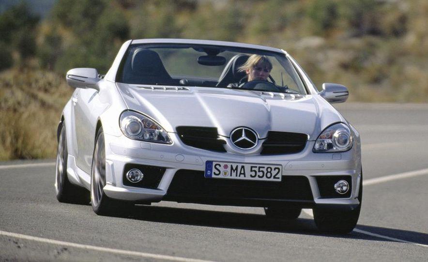 2012 Mercedes-Benz SLK55 / SLK63 AMG (spy photo) - Slide 47