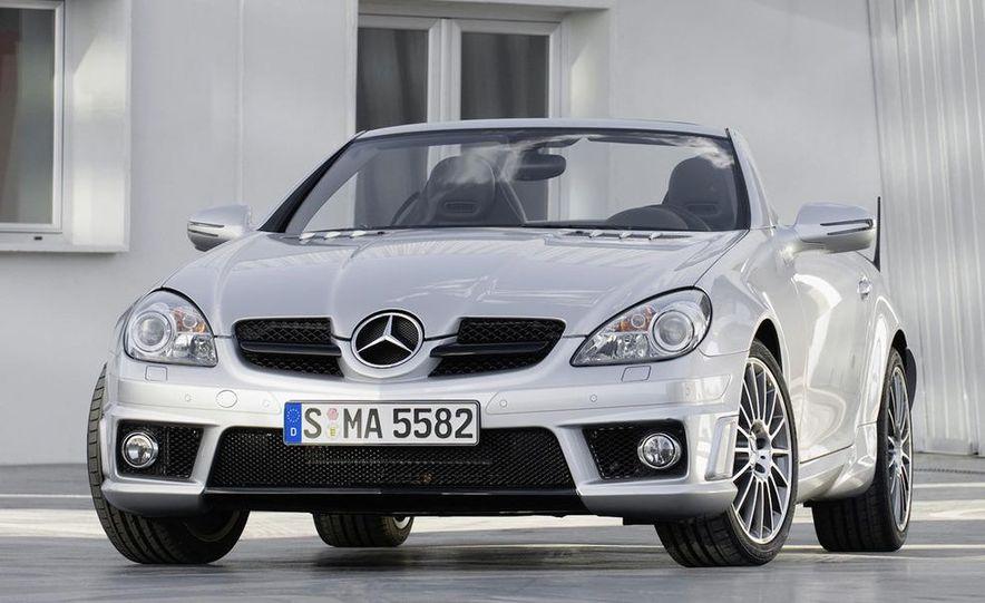 2012 Mercedes-Benz SLK55 / SLK63 AMG (spy photo) - Slide 48
