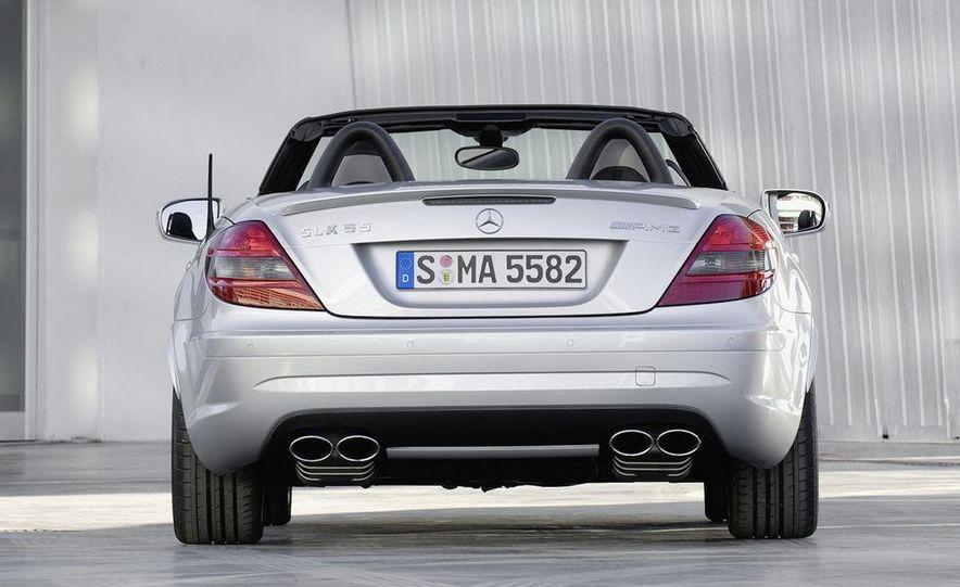 2012 Mercedes-Benz SLK55 / SLK63 AMG (spy photo) - Slide 49