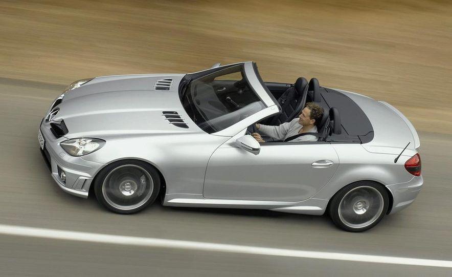 2012 Mercedes-Benz SLK55 / SLK63 AMG (spy photo) - Slide 54