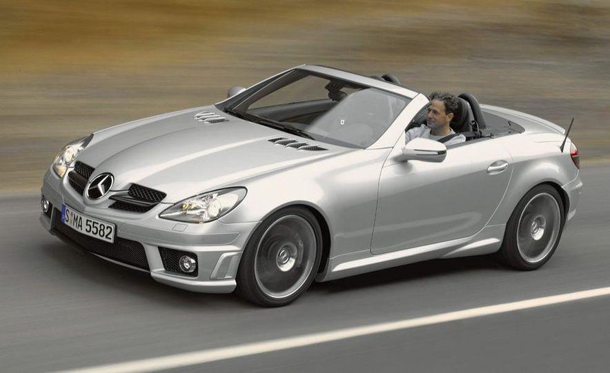 2012 Mercedes-Benz SLK55 / SLK63 AMG (spy photo) - Slide 56