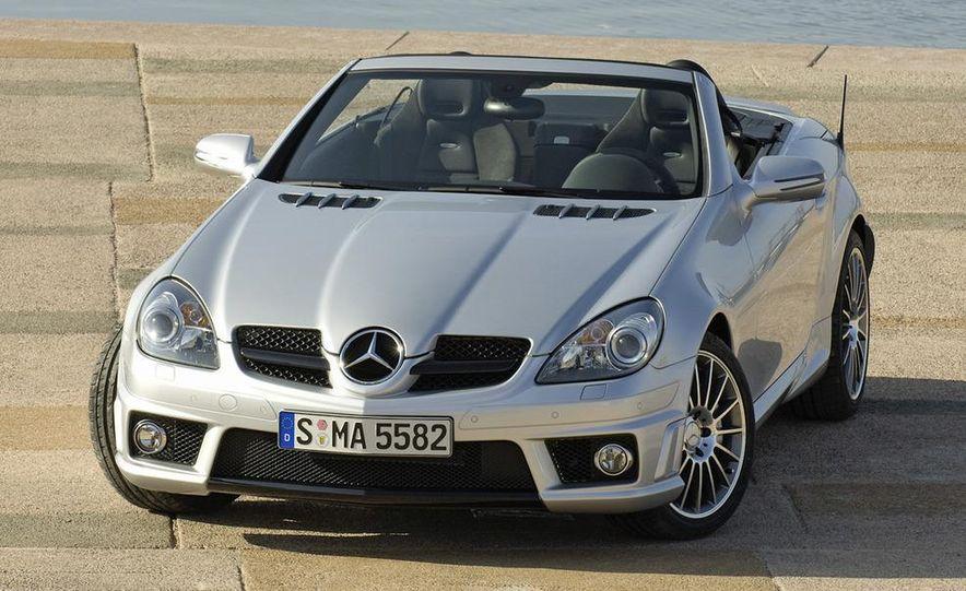 2012 Mercedes-Benz SLK55 / SLK63 AMG (spy photo) - Slide 57