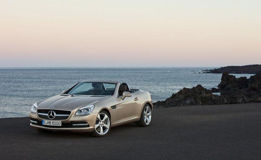 2012 Mercedes-Benz SLK55 / SLK63 AMG (spy photo) - Slide 8