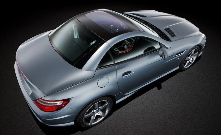 2012 Mercedes-Benz SLK55 / SLK63 AMG (spy photo) - Slide 18