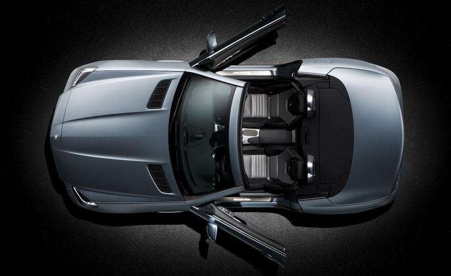 2012 Mercedes-Benz SLK55 / SLK63 AMG (spy photo) - Slide 22