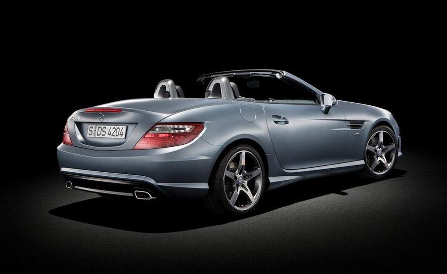 2012 Mercedes-Benz SLK55 / SLK63 AMG (spy photo) - Slide 24