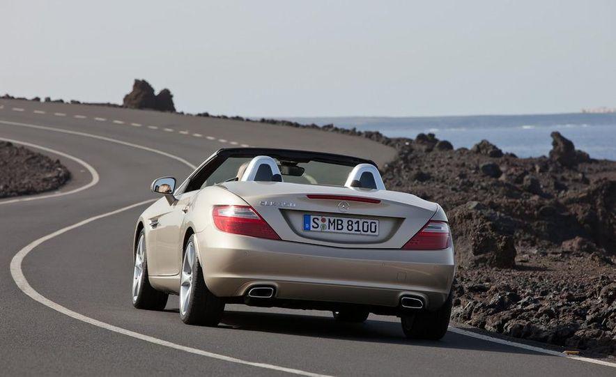 2012 Mercedes-Benz SLK55 / SLK63 AMG (spy photo) - Slide 10