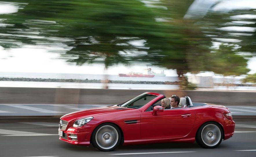 2012 Mercedes-Benz SLK55 / SLK63 AMG (spy photo) - Slide 28