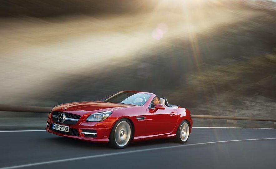 2012 Mercedes-Benz SLK55 / SLK63 AMG (spy photo) - Slide 33