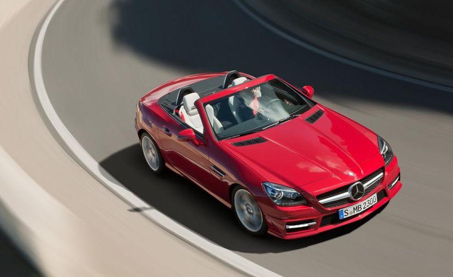 2012 Mercedes-Benz SLK55 / SLK63 AMG (spy photo) - Slide 34