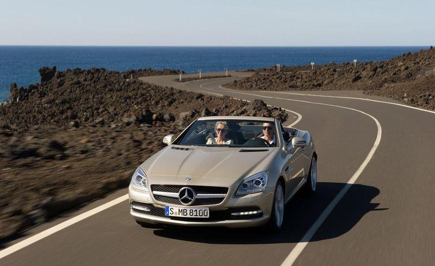 2012 Mercedes-Benz SLK55 / SLK63 AMG (spy photo) - Slide 11