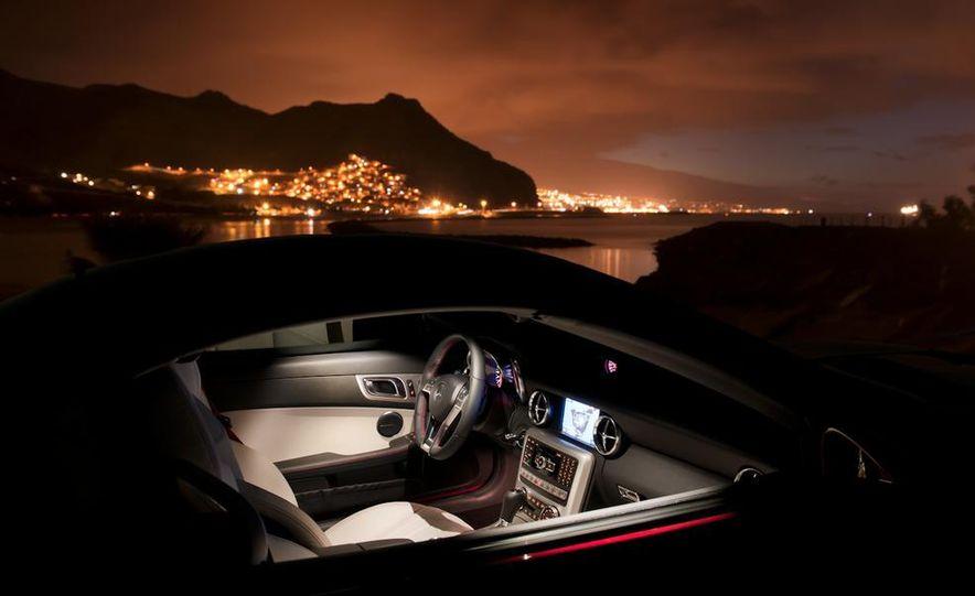 2012 Mercedes-Benz SLK55 / SLK63 AMG (spy photo) - Slide 40
