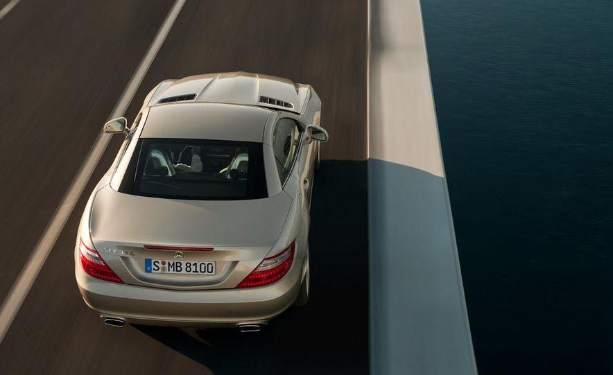 2012 Mercedes-Benz SLK55 / SLK63 AMG (spy photo) - Slide 14