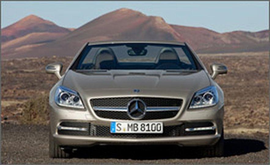 2012 Mercedes-Benz SLK55 / SLK63 AMG (spy photo) - Slide 15