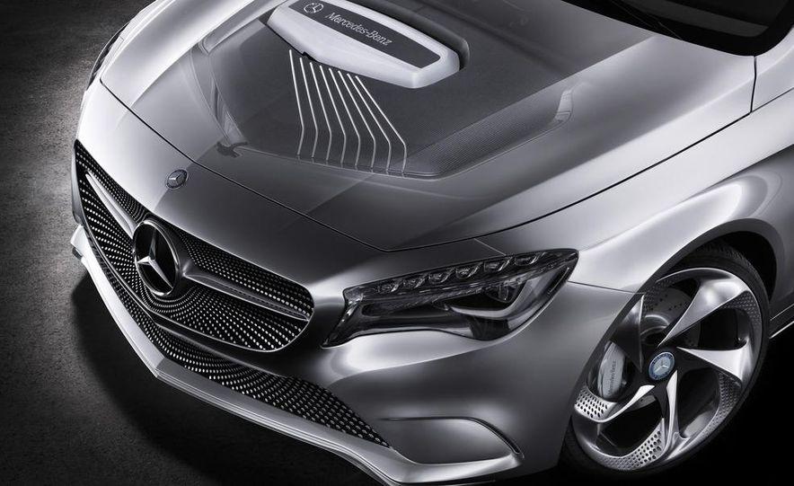 Mercedes-Benz A-class concept - Slide 21