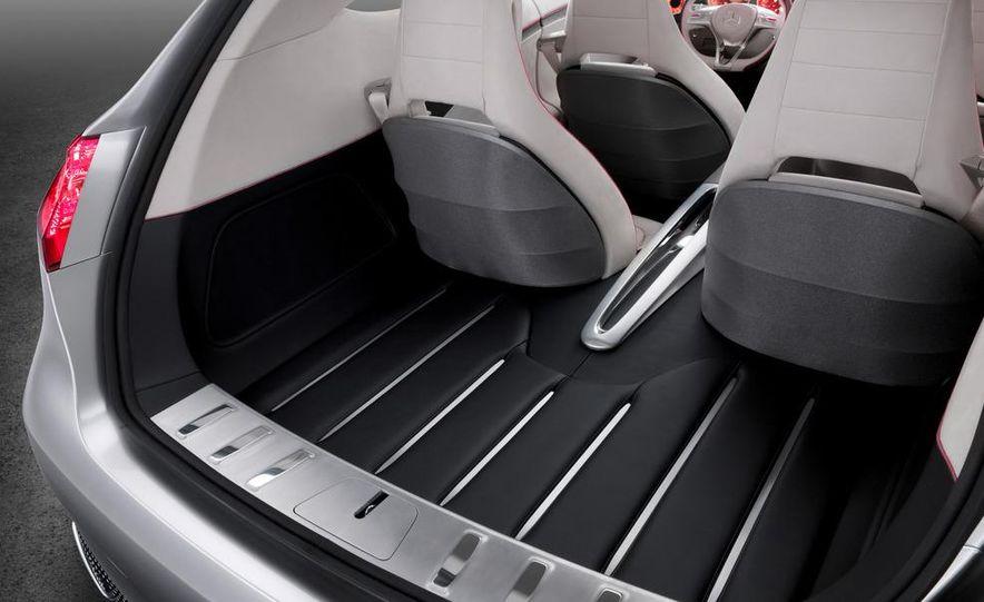 Mercedes-Benz A-class concept - Slide 22