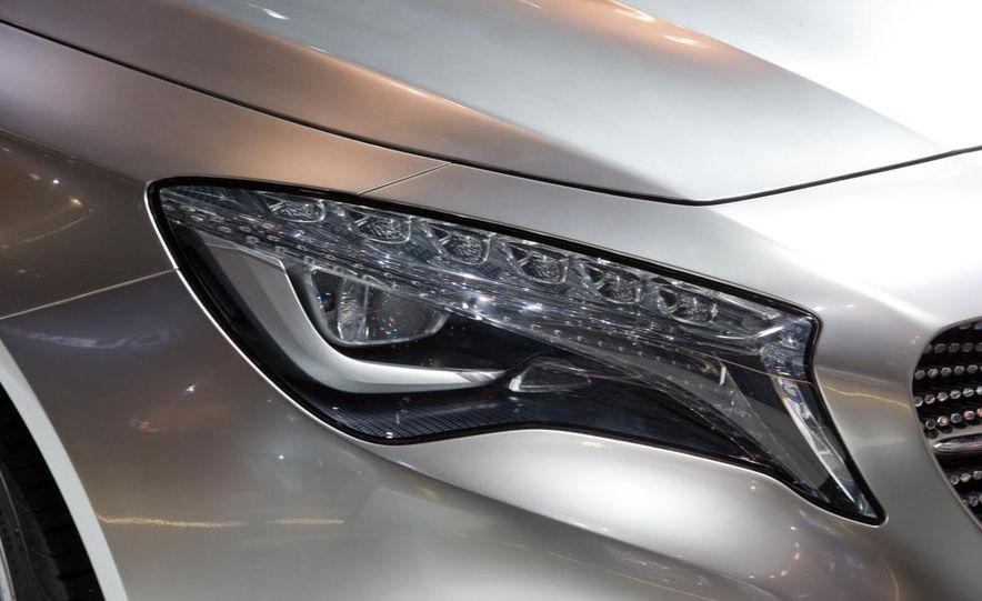 Mercedes-Benz A-class concept - Slide 14