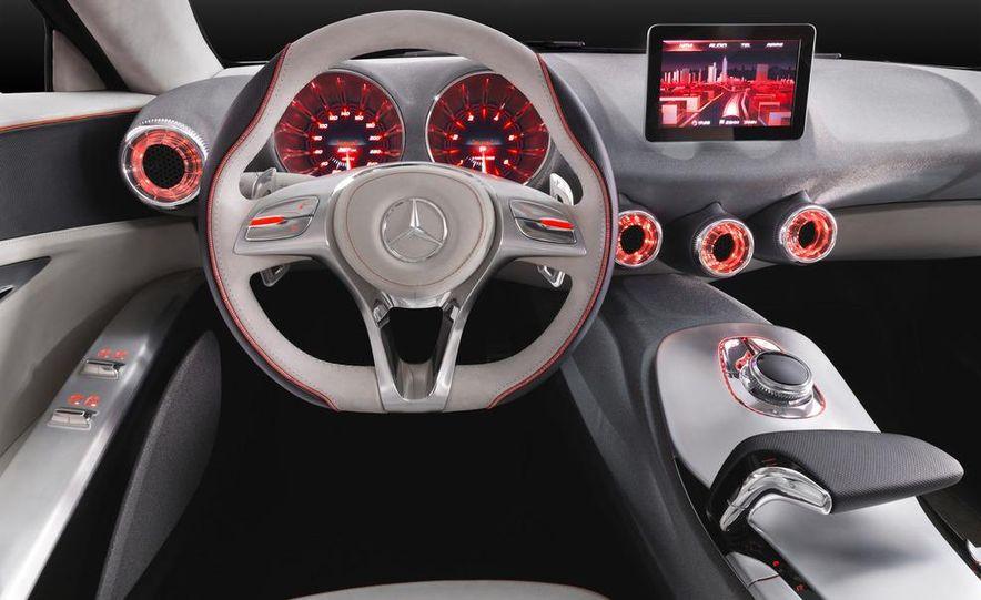Mercedes-Benz A-class concept - Slide 23