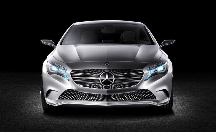Mercedes-Benz A-class concept - Slide 19