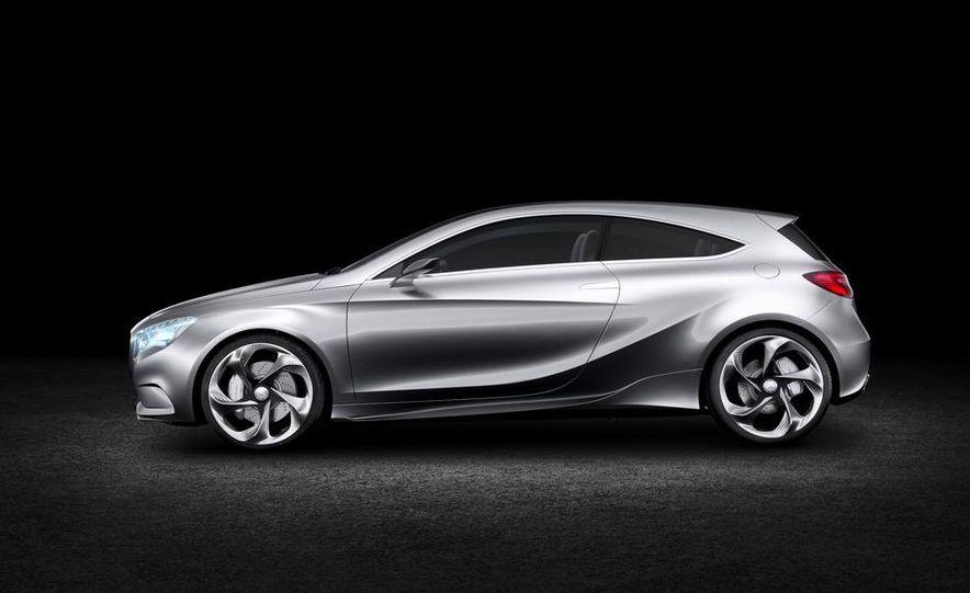Mercedes-Benz A-class concept - Slide 20