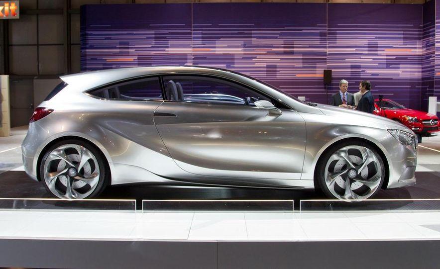 Mercedes-Benz A-class concept - Slide 3