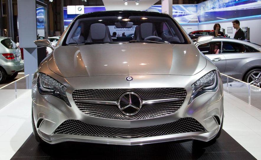 Mercedes-Benz A-class concept - Slide 6