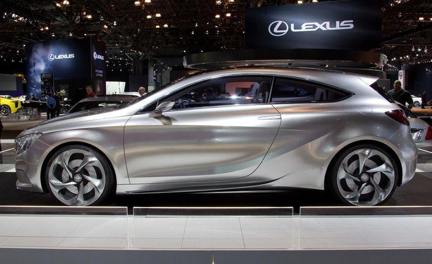 Mercedes-Benz A-class concept - Slide 7