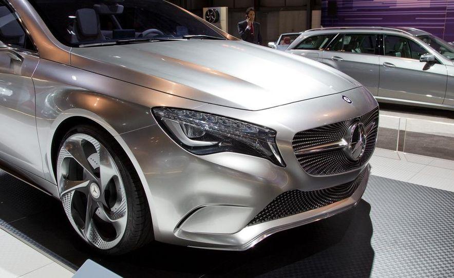Mercedes-Benz A-class concept - Slide 10
