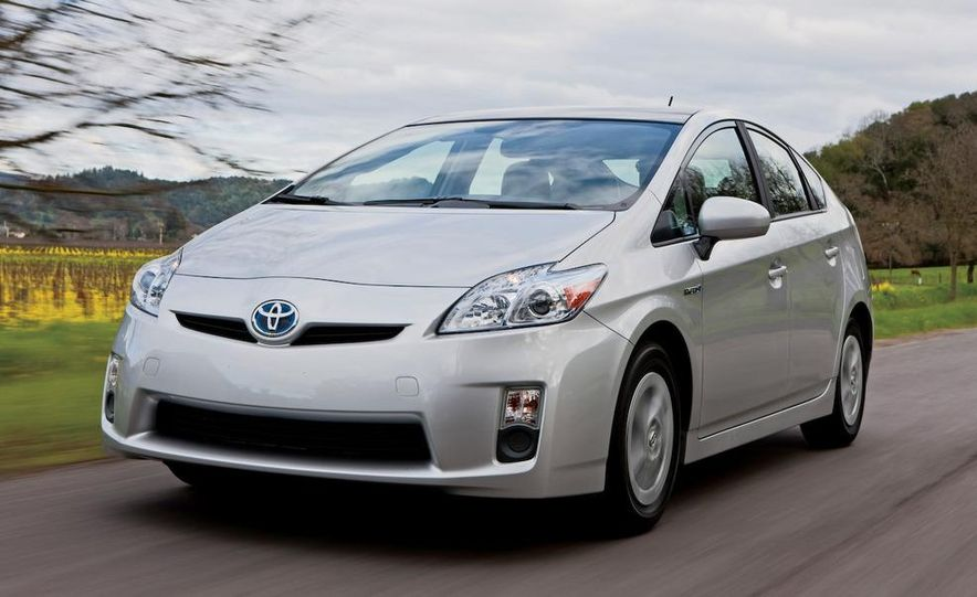 2011 Toyota Camry hybrid - Slide 25