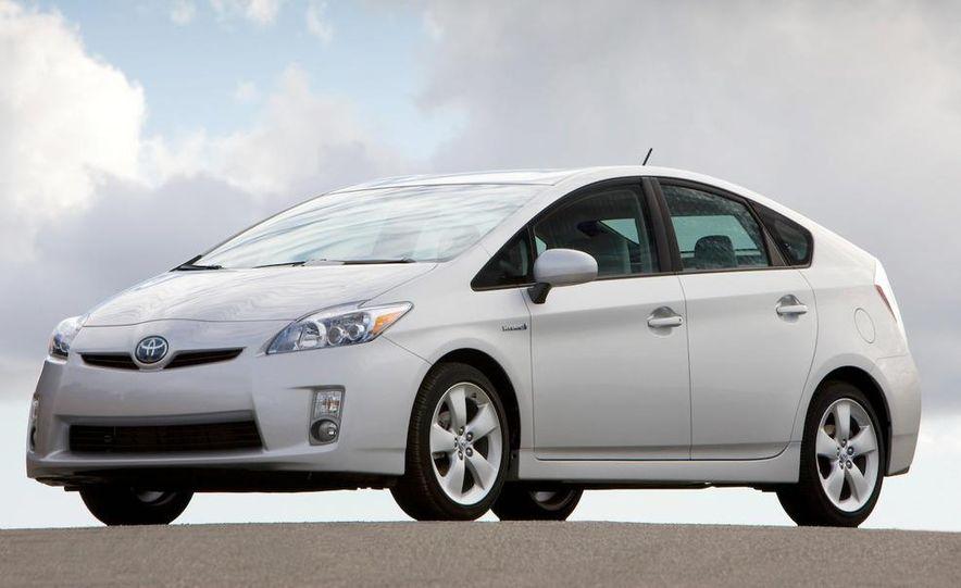 2011 Toyota Camry hybrid - Slide 27
