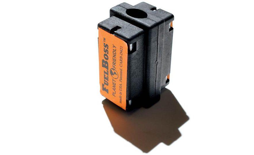 Fuel Boss Magnetic Fuel Saver - Slide 1