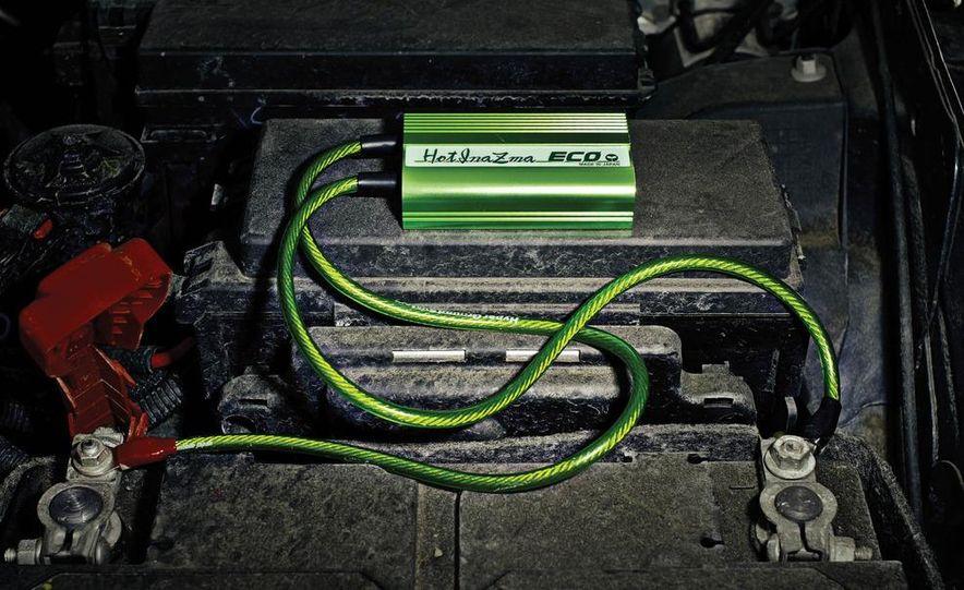 Fuel Boss Magnetic Fuel Saver - Slide 4