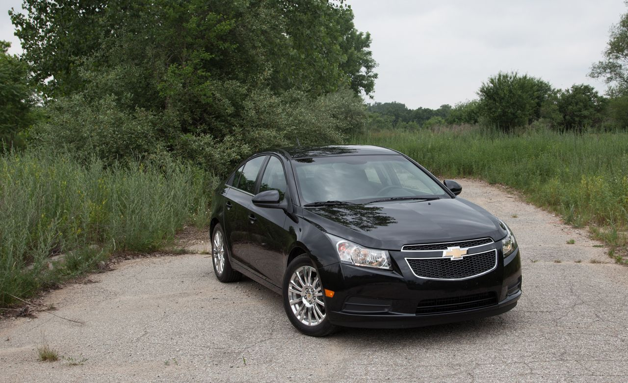 2011 Chevrolet Cruze Eco Manual