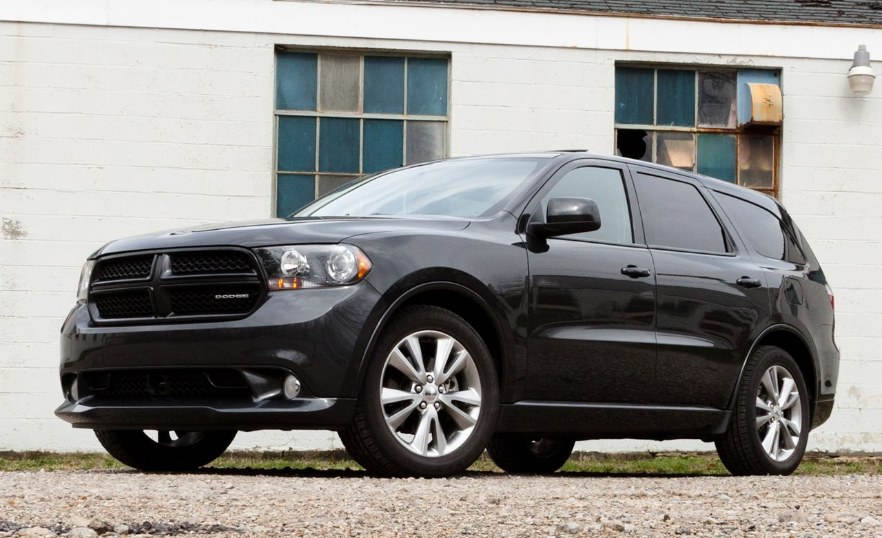 2011 dodge durango r t hemi road test review car and driver photo 396220 s original - 2011 Dodge Durango R T Awd