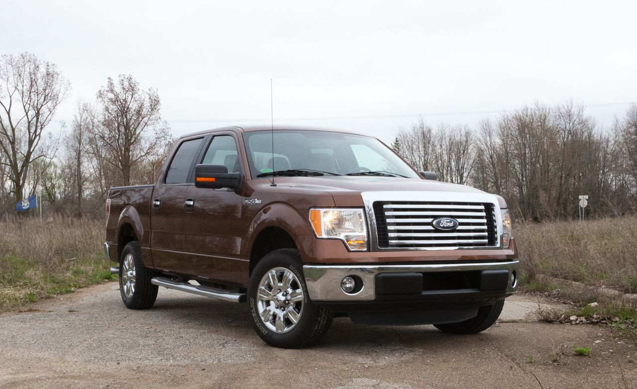 2011 ford f 150 3 7 v6 test review car and driver. Black Bedroom Furniture Sets. Home Design Ideas