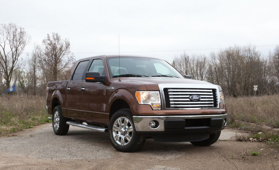 2011 Ford F-150 XLT SuperCrew 4x2 3.7 V6