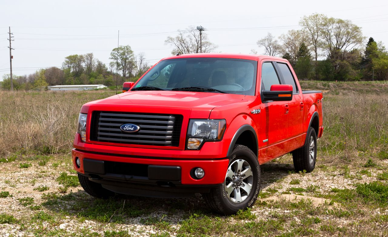 2011 Ford F-150 FX4 SuperCrew 4x4 EcoBoost V6 Road Test | Review | Car and Driver