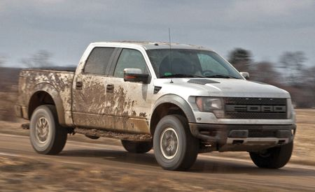 2011 Ford F-150 SVT Raptor SuperCrew