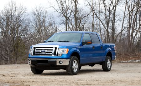 2011 Ford F-150 XLT SuperCrew 4x4 5.0 V8