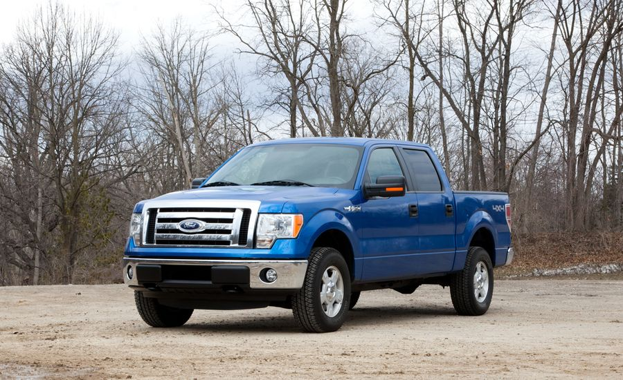 2011 ford f 150 xlt supercrew 4x4 50 v8 review car and driver 2011 ford f 150 xlt supercrew 4x4 50 v8 publicscrutiny Images