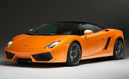 2011 Lamborghini Gallardo Bicolore and 2012 Spyder Performante