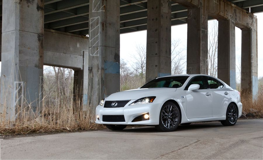 2011 Lexus IS F Road Test | Review | Car and Driver